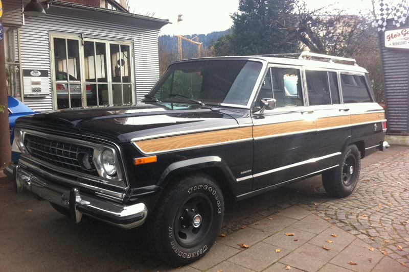 Jeep Wagoneer Bj 1978